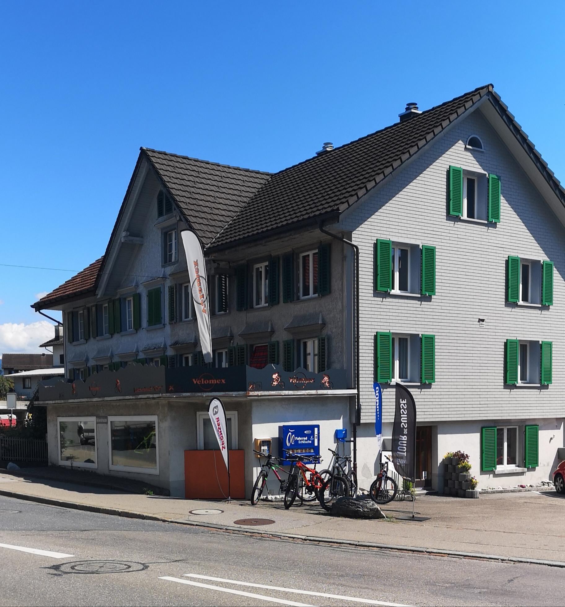 Anfahrt Velomex GmbH Eschenbach